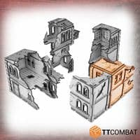 Ruined Modular Casa Doppia Tomasina | Streets of Venice | Black Star Games | UK